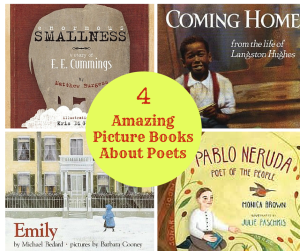 4 Amazing Picture Books About Poets